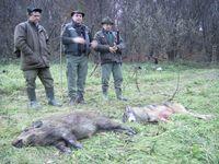 Spoločne poľovačky
